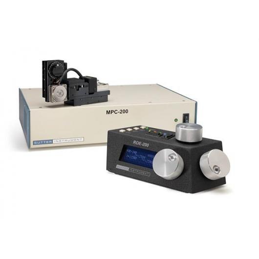 SU-MPC365 Motorized Micromanipulator Systems
