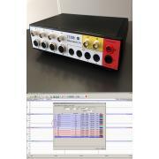 4-kanałowy system akwizycji i analizy danych DataCapsule-Evo