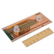 Matryca przepływowa ECIS, 1 kanałowa 8x10E (1F8x10E) PC