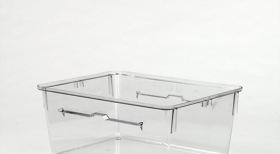 Plastikowa klatka do vivarium