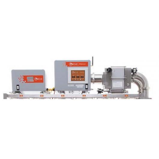 BCU2 - system wntylacyjny z filtrem HEPA, wentylatorem i baterią
