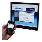System monitorowania Aquatouch
