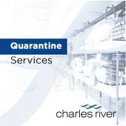 Kwarantanna dla zwierząt - Charles River