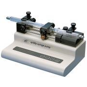 Dwustrzykawkowa pompa typu push-pull