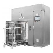 Sterylizator gorącym powietrzem, sterylizator depirogenizacyjny, 12 modeli o objętości od 975 litrów