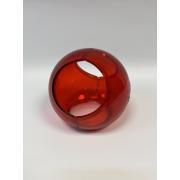 Kula dla gryzoni,  certyfikowana, czerwona